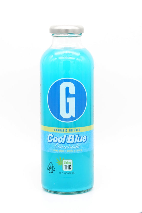 G Drinks - Cool Blue 250mg