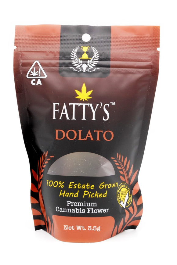 *FATTY'S* Pre-Packaged Exotic Flower - Dolato