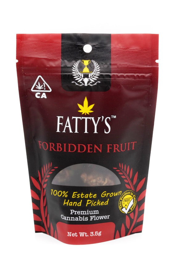 *FATTY'S* Pre-Packaged Exotic Flower - Forbidden Fruit