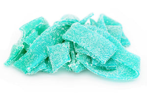 Infused Creations - Green Apple Sour Belts Sativa 300mg