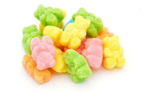 Infused Creations - Sour Gummi Bears Sativa 150mg