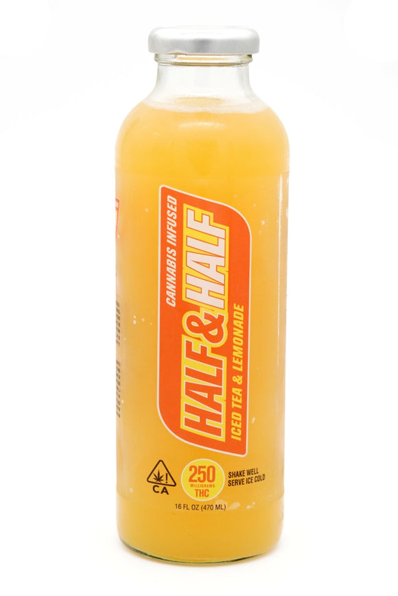 G Drinks - Half & Half Iced Tea Lemonade 250mg