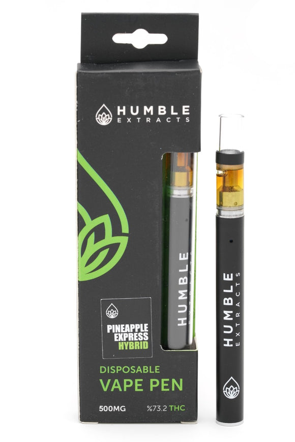 Humble Extracts Disposable - Pineapple Express
