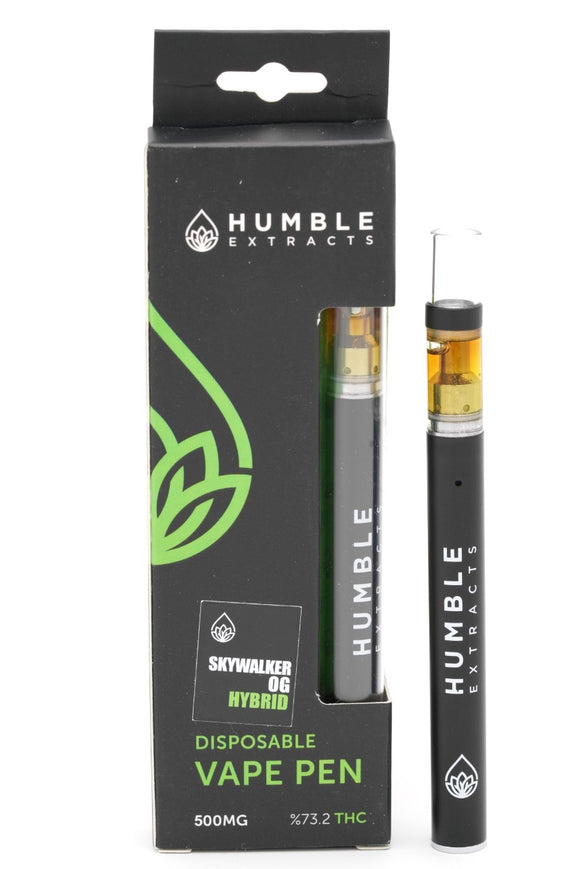 Humble Extracts Disposable - Skywalker OG