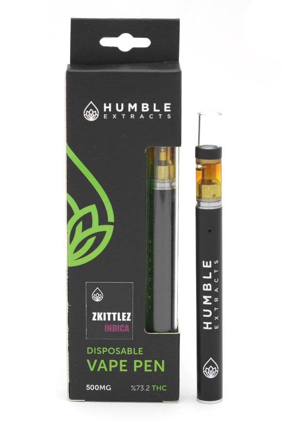 Humble Extracts Disposable - Zkittles