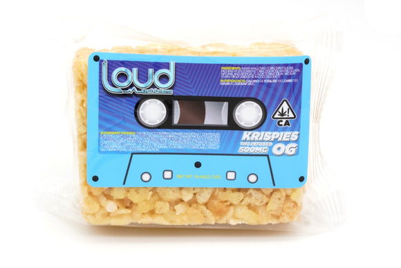 LOUD Krispies - Original 500mg