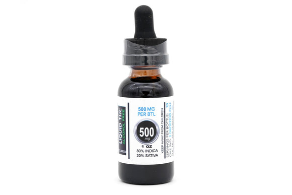 Sootheen - Liquid THC Xtreme 500