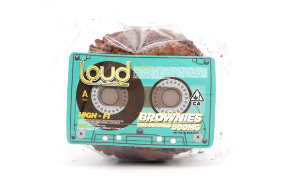 LOUD Edibles - Brownie 300mg
