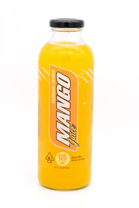 G Drinks - Mango 125mg