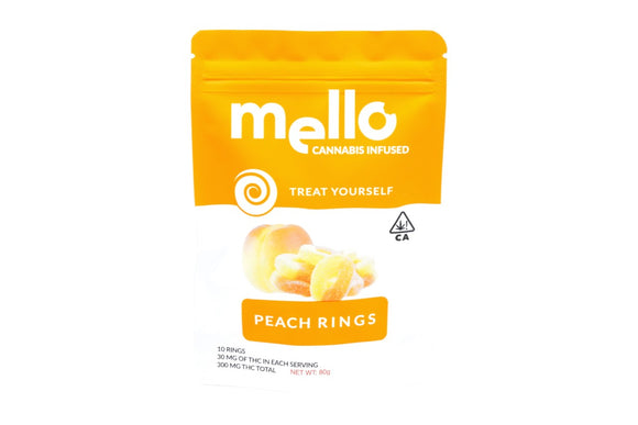 *Mello* Peach Rings