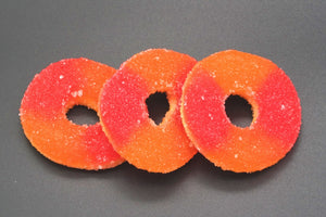 Infused Creations - Indica Peach Rings 60mg