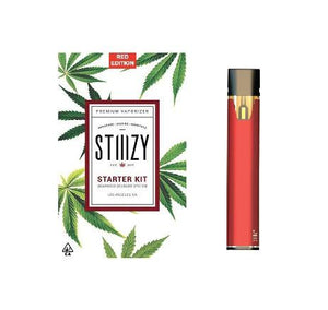 STIIIZY Battery - Red