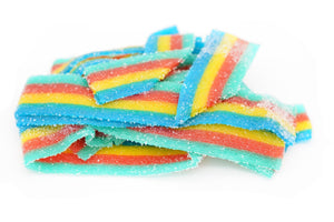 Infused Creations - Rainbow Sour Belts Sativa 300mg