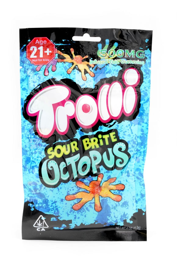Sour Brite Octopus - 500mg (Limited Edition)