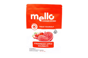 *Mello* Strawberry Apple Sourbelts