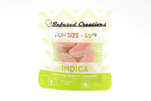 Infused Creations - Watermelon Wedges Sativa 150mg