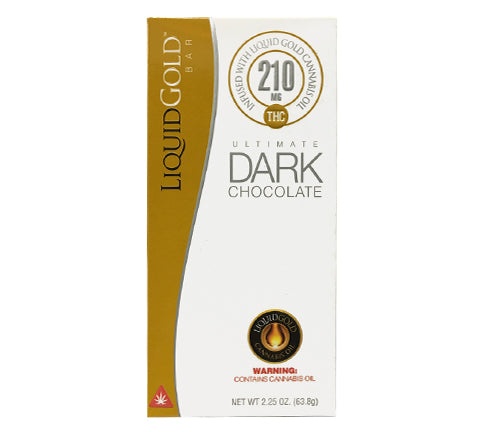 Liquid Gold Bars - Ultimate Dark Chocolate