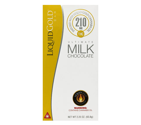 Liquid Gold Bars - Ultimate Milk Chocolate