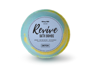 Revive Bath Bomb: Detox