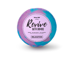 Revive Bath Bomb: Relaxation