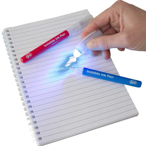 Secret Message Invisible Ink Pens