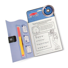 Load image into Gallery viewer, Melissa & Doug Secret Decoder - On the Go Travel Activity Book
