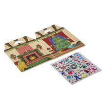 Load image into Gallery viewer, Melissa and Doug Christmas - Puffy Sticker Play Set - 'Tis the Season
