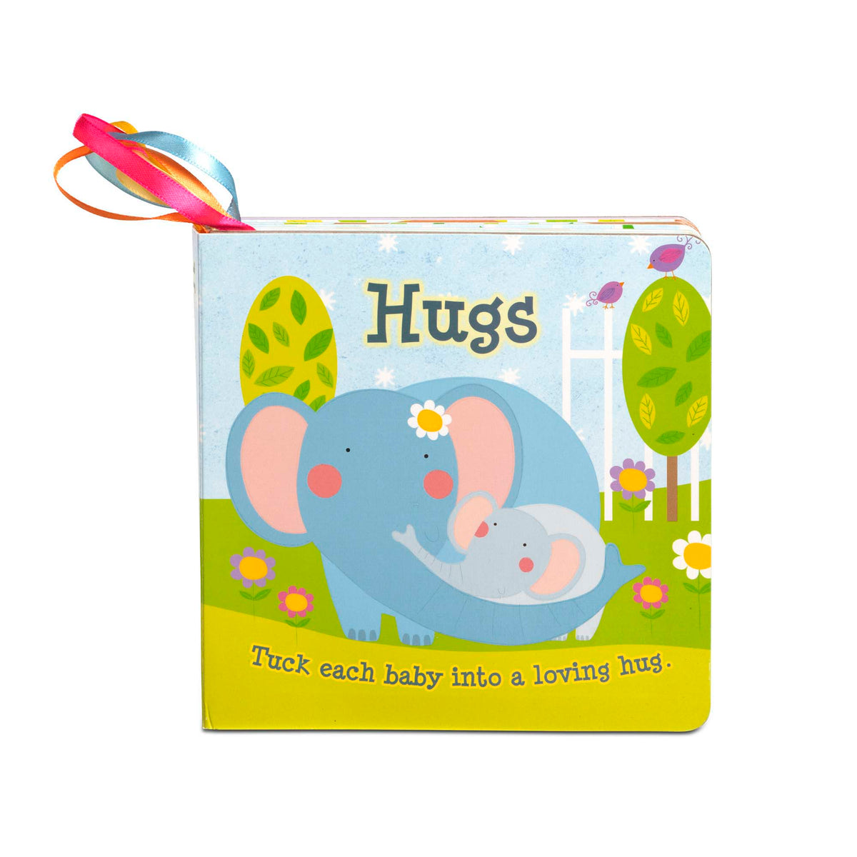 "Melissa & Doug ""Hugs"" Board Book"