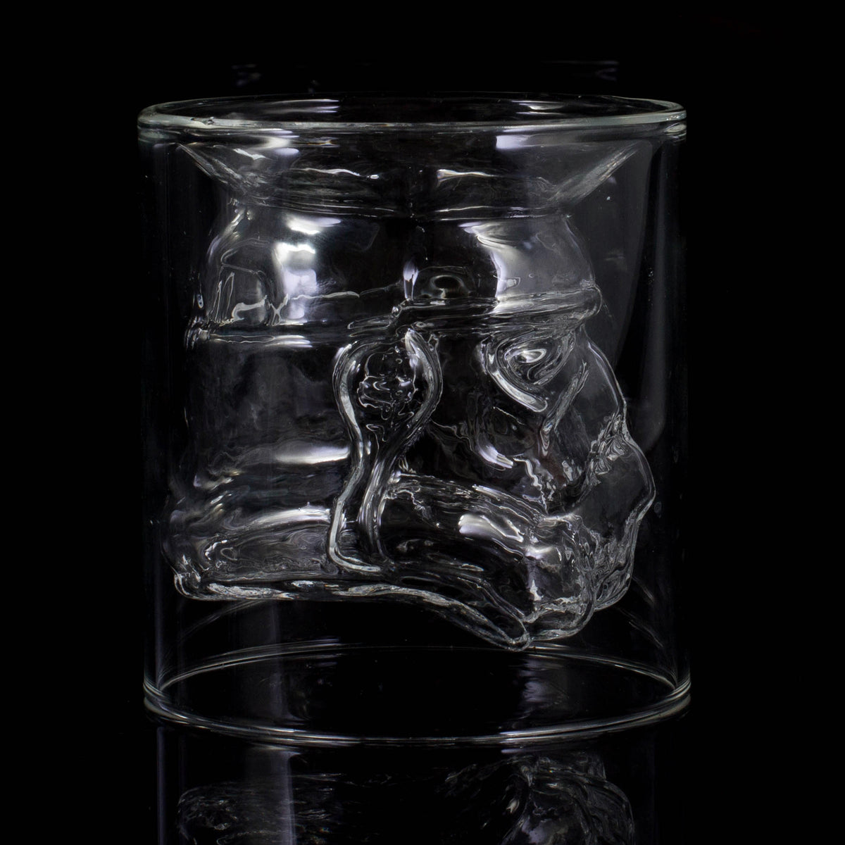Stormtrooper Glass Tumbler