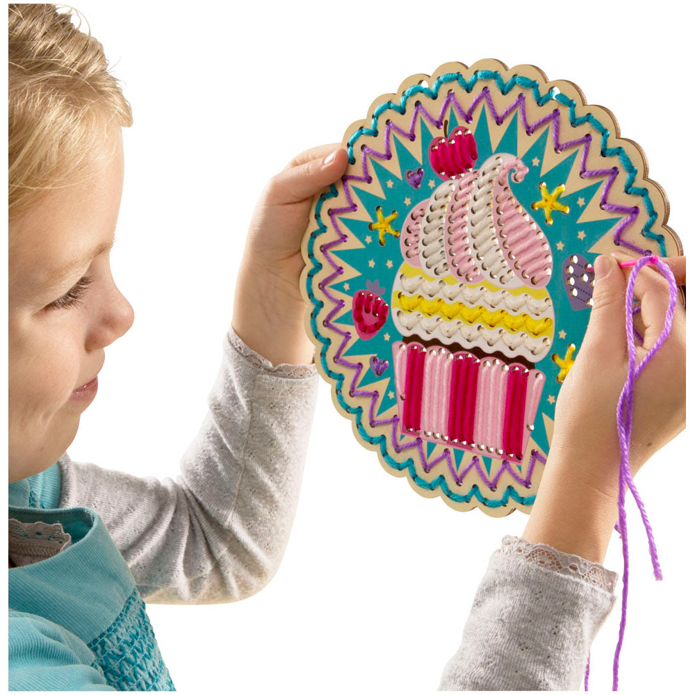 Melissa & Doug Stitch by Colour – Embroidery Made Easy