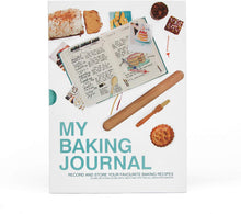 Load image into Gallery viewer, My Baking Journal