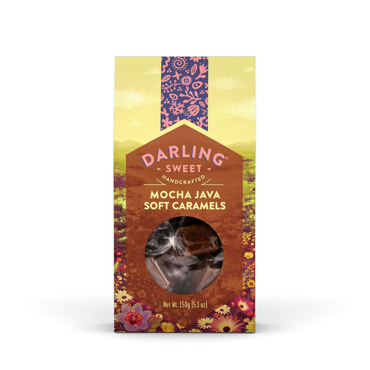 Darling Sweet Mocha Java Soft Caramels