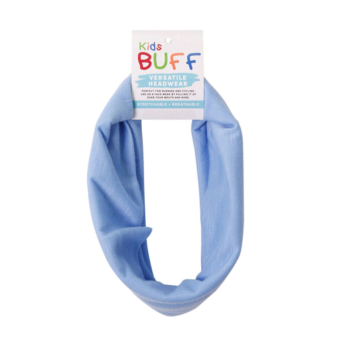 Blue Kiddies' Buff