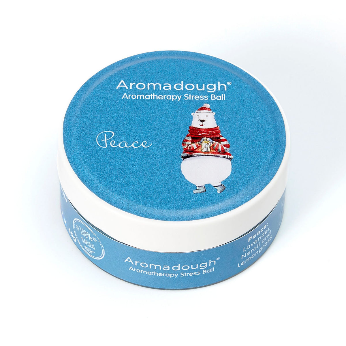 AromaDough Stress Therapy - Vintage Christmas Range (Kids/Adult)