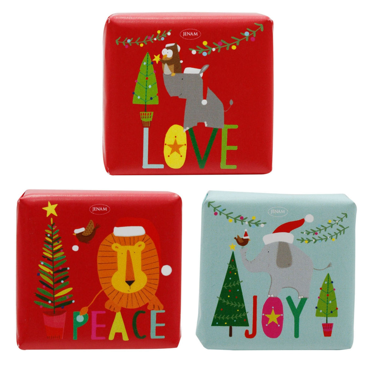 Christmas Cheer Fragranced Soaps