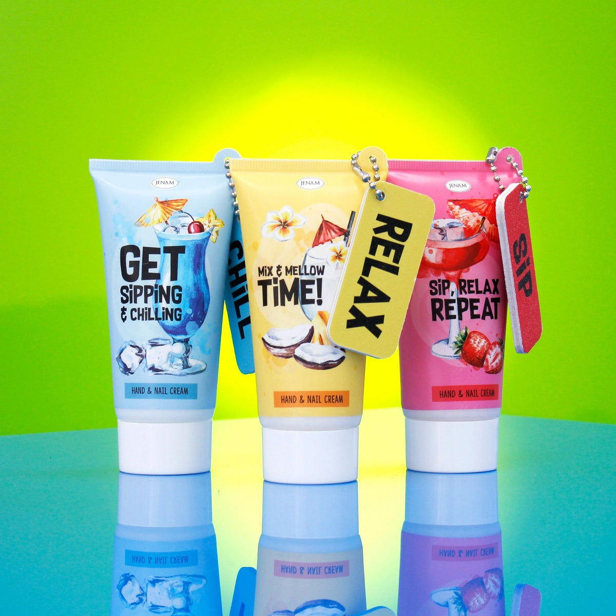 Cocktail Hour Hand and Nail Cream