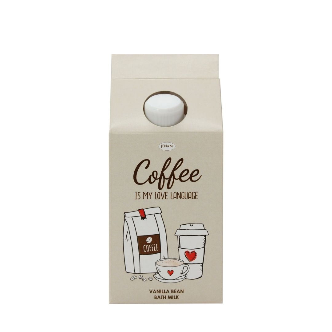 Coffee Addict Bath Milk
