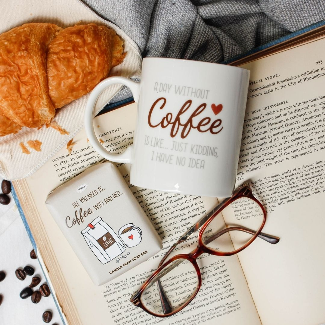 Coffee Addict Mug-nificent Gift Set