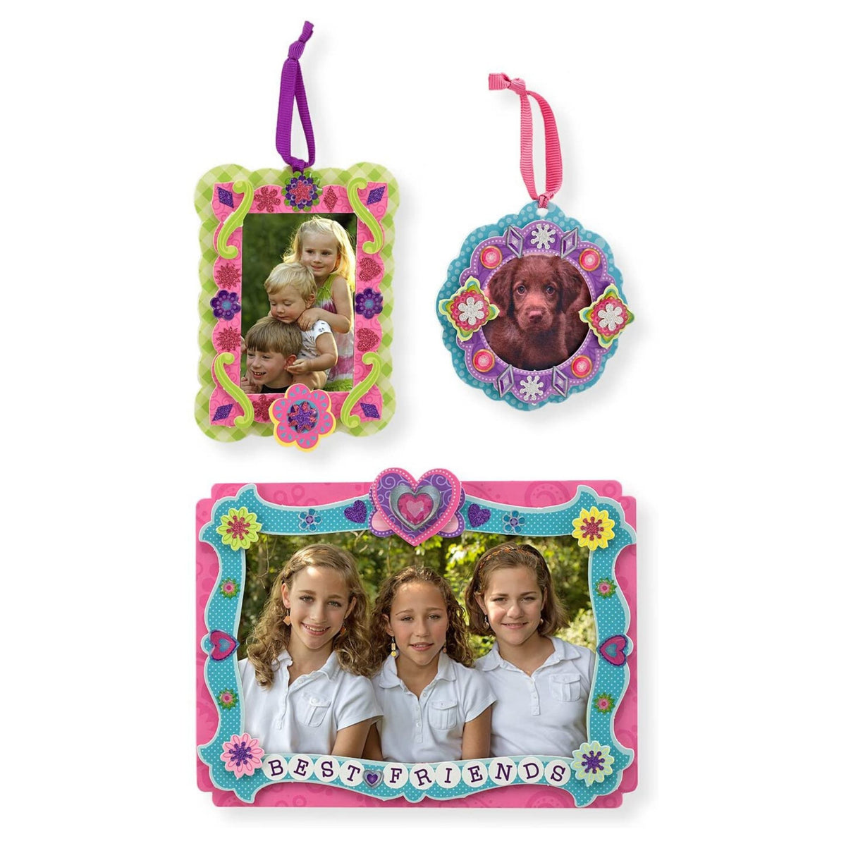 Melissa & Doug Simply Crafty - Fabulous Frames