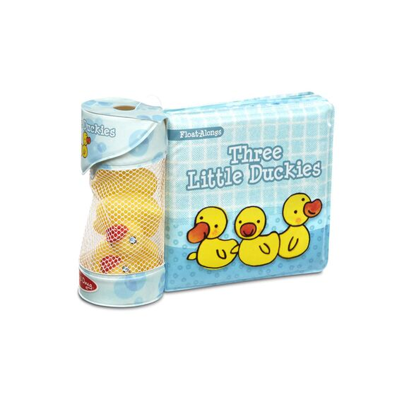 Melissa & Doug Float-Alongs – Three Little Duckies