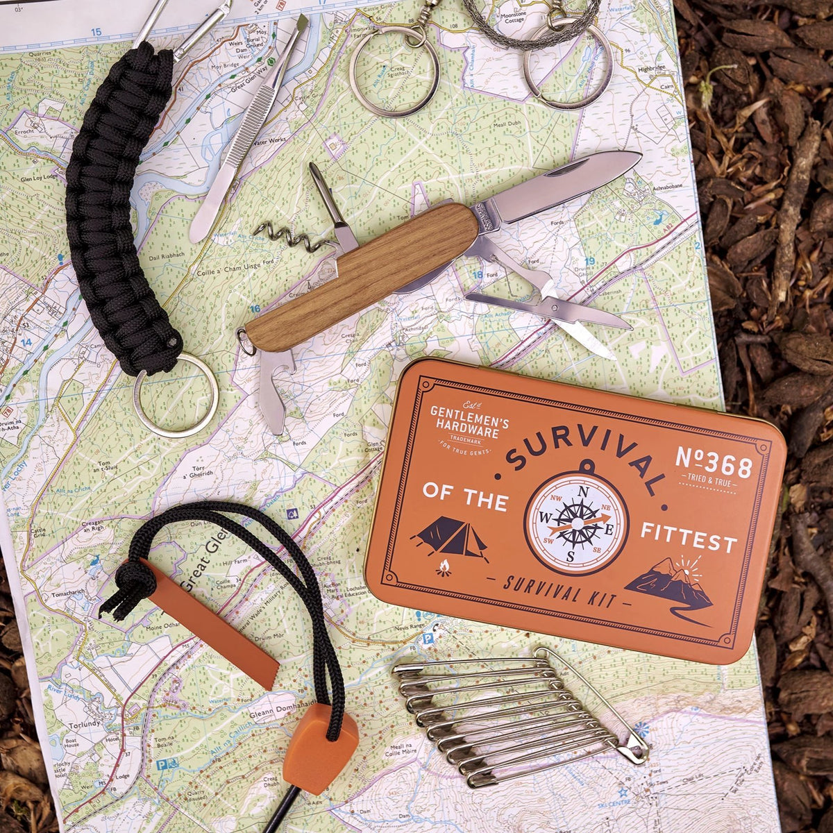 Gentleman's Hardware Survival Kit