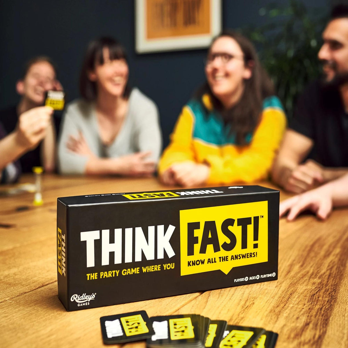 Think Fast! Trivia Game