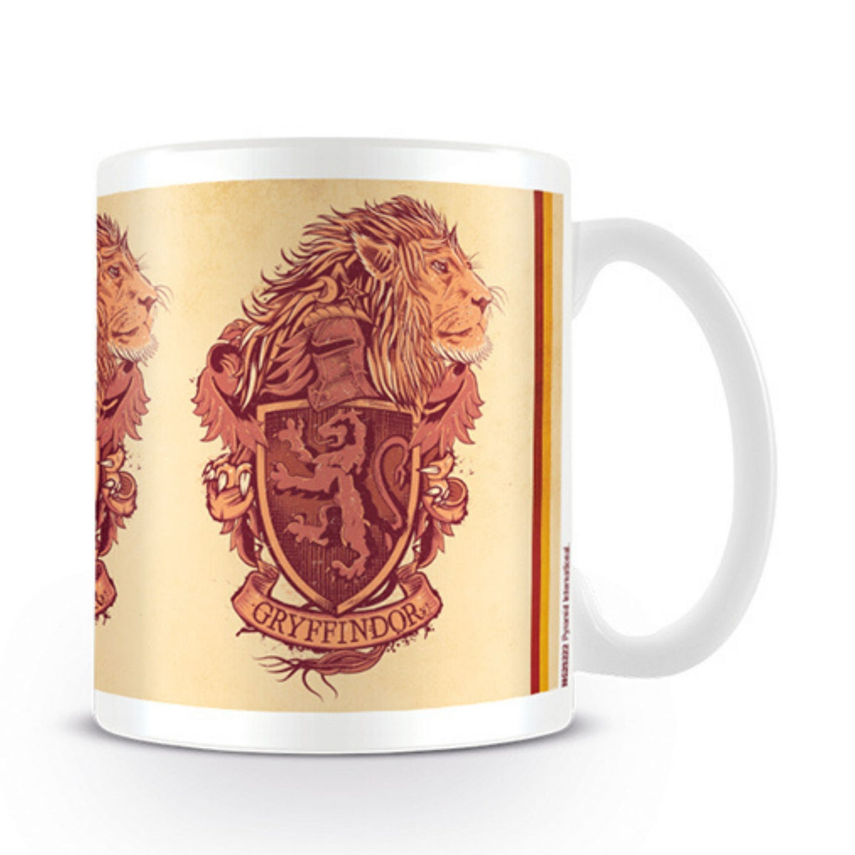 Harry Potter Hogwarts House Crest Mugs