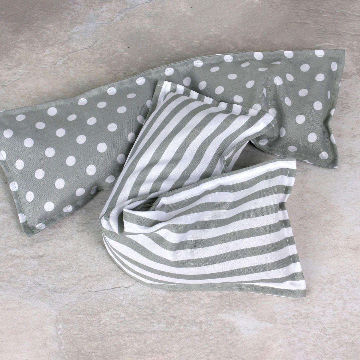 Eucalyptus and Peppermint Heat Therapy Pillow