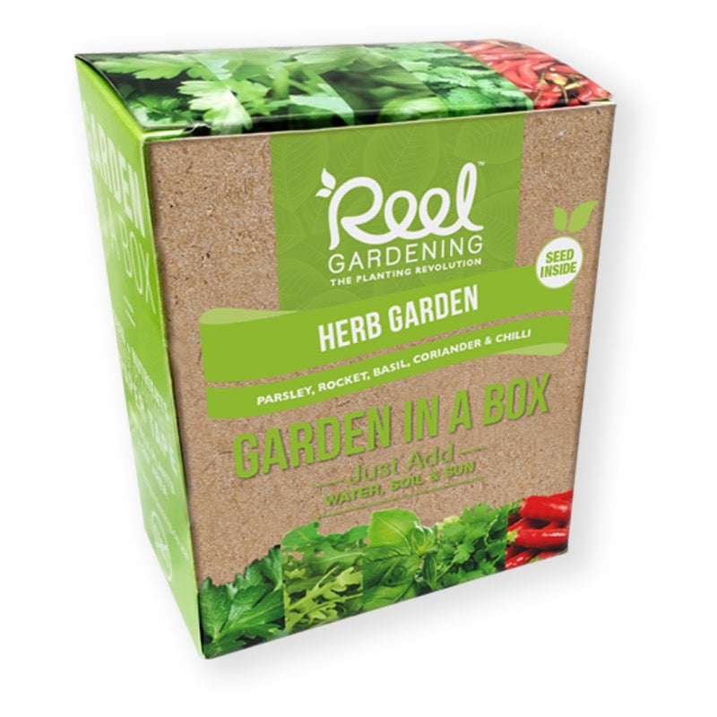 Garden in a Box – Herb Garden