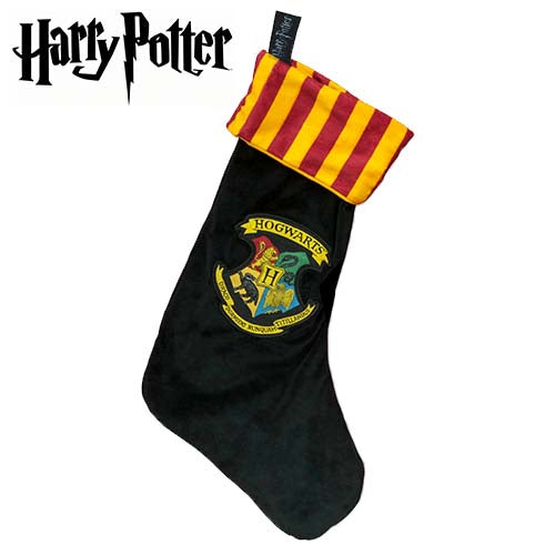 Harry Potter Hogwarts Deluxe Christmas Stocking