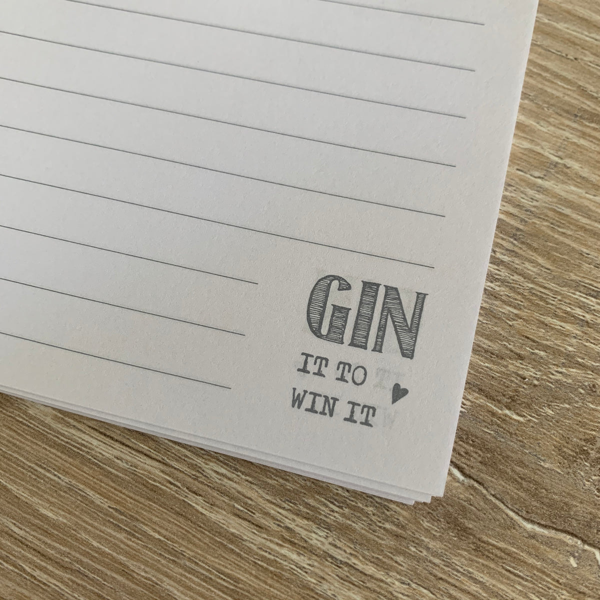 Gin Talk A5 Wiro Notebook
