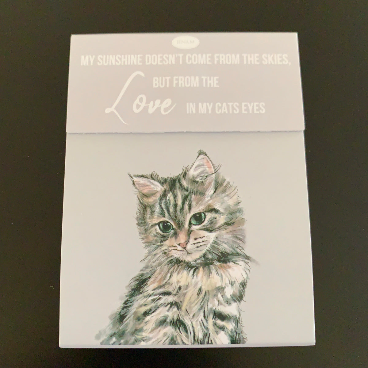 Paws for Thought Notepads (assorted designs)