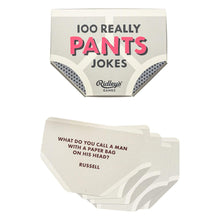 Load image into Gallery viewer, Ridley's Games 100 Pants (Super Lame!) Jokes