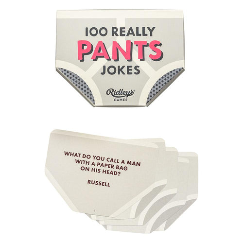 Ridley's Games 100 Pants (Super Lame!) Jokes